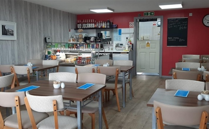 Cafe CC, Cleckheaton