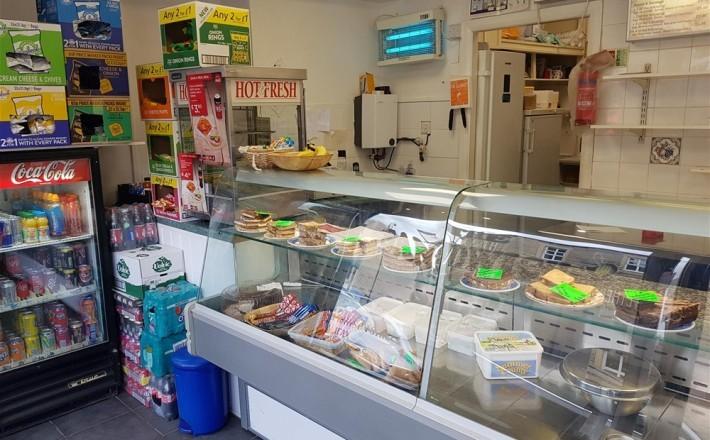 The Sandwich Shop, Halifax
