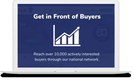 Get In Front Of Buyers