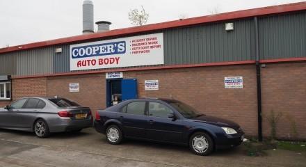 Cooper's Auto Body