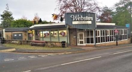 Websters Fish & Chips Restaurant & Takeaway