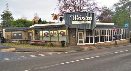 Websters Fish & Chips Restaurant & Takeaway