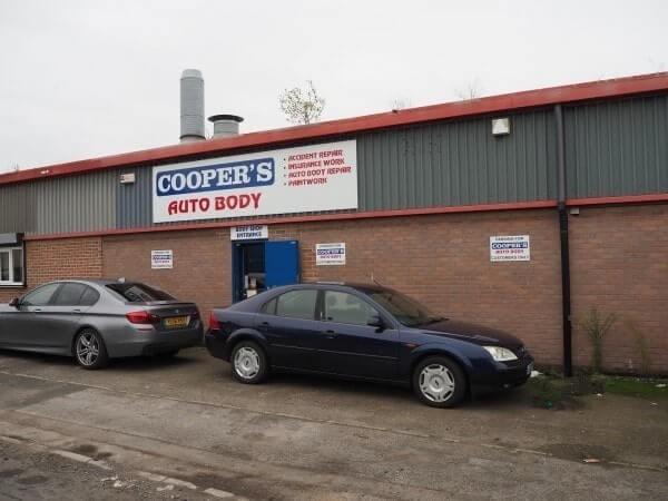 Coopers Auto
